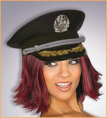 Police Officer's Costume Hat