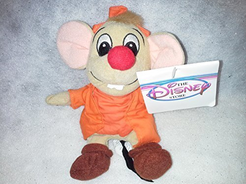 Jaq Mouse Beanie Baby from Cinderella