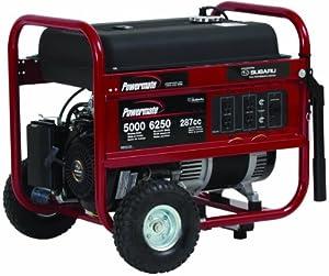 Amazon Com Powermate Pm0435005 5000 Running Watts 6250