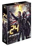 【Amazon.co.jp限定】24-TWENTY FOUR- リブ・アナザー・デイ ブルーレイBOX  (非売品プレス付) [Blu-ray]