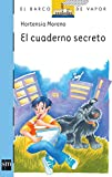 El cuaderno secreto / The Secret Notebook (El Barco De Vapor: Serie Azul / the Steamboat: Blue Series)