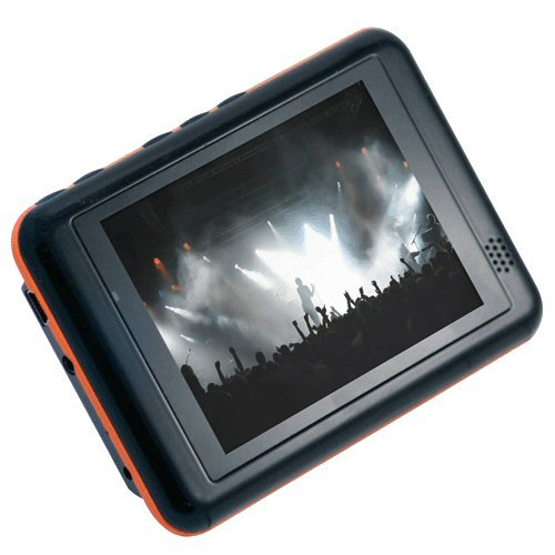 Nextar T30 4 GB Video MP3 Player with 3.5-Inch TFT LCD (Black)