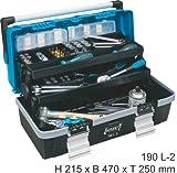 Hazet Kunststoff Werkzeugkasten Werkzeugkoffer 190L-2 190 L-2