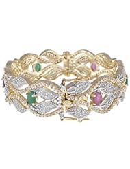 IJ Jewelers Designer Bracelet For Women - B00MA9FXGU