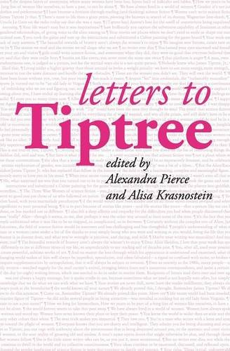 Letters to Tiptree cover
