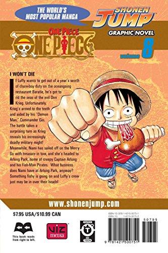 One Piece Volume 8: v. 8