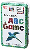 Eric Carle's ABC Game - Travel Tin