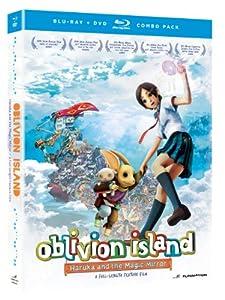 Oblivion Island: Haruka and the Magic Mirror (Blu-ray/DVD Combo)