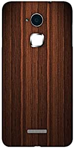 Snoogg Wood Furnish Designer Protective Back Case Cover For Coolpad Note 3 (White, 16GB)