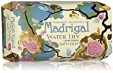 Claus Porto Deco Collection Madrigal - Water Lily Bath Soap-12.3 oz.