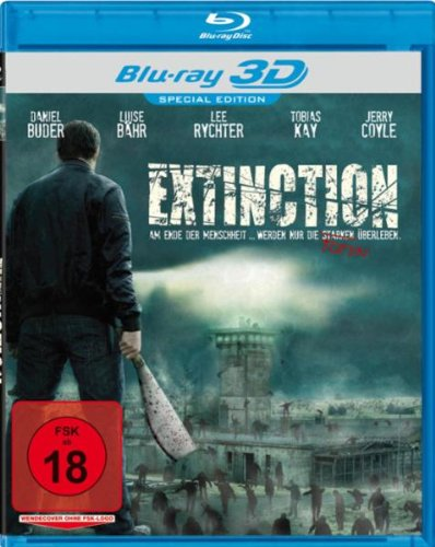 Extinction - The G.M.O. Chronicles: Real 3D Edition (3D Blu-ray) [Special Edition]