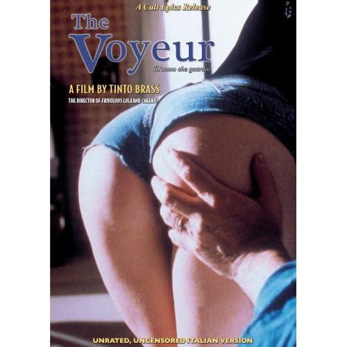 Amazon.com: The Voyeur (Director's Cut): Franco Branciaroli, Francesco