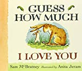Guess How Much I Love You Lap-Size Board Book