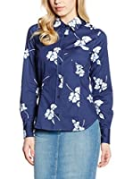 CONTE OF FLORENCE Camisa Mujer (Azul Oscuro)