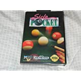Side Pocket - Sega Genesis