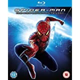 Spider-Man Trilogy [Blu-ray] [2007] [Region Free]by Tobey Maguire