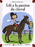 """Afficher """"Max et Lili n° 92 Lili à la passion du cheval"""""""