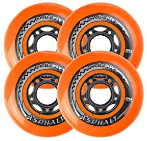 Labeda Gripper Asphalt 72mm Wheel by Labeda