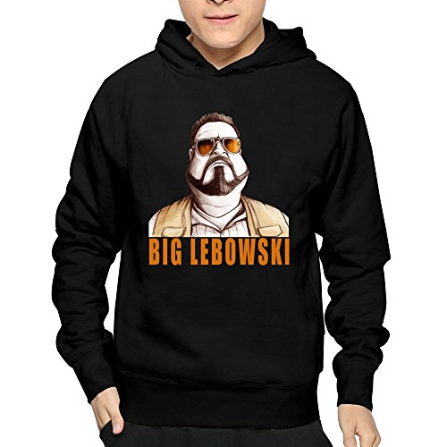 ZHENGAIMEI Men Big Lebowski Normal Fit Sweatshirt Tshirt