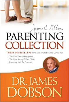 The Dr James Dobson Parenting Collection James C Dobson border=