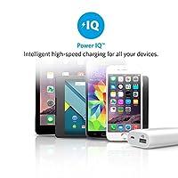 Anker? Astro E5 15000mAh Dual USB Portable Charger Ultra-High Density External Battery Pack for iPad Air, Mini, iPhone 5S, 5C, 5, 4S, Galaxy S5, S4, S3, Note 3, Galaxy Tab 3, 2, Nexus 4, 5, 7, 10, HTC One, One 2 (M8), Motorola Droid, MOTO X, LG Optimus an