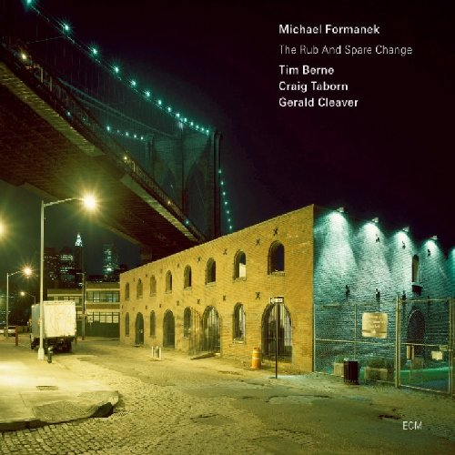 The Rub And Spare Change by Michael Formanek,&#32;Tim Berne,&#32;Craig Taborn and Gerald Cleaver