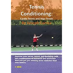 Tennis Conditioning: Cardio Tennis and Yoga Tennis