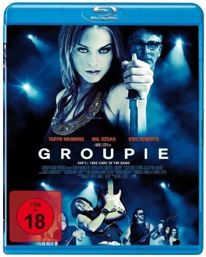Groupie - Sie beschützt die Band [Blu-ray]