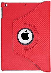 Everything Tablet Lightweight Case for iPad Air   Red Carbonreviews and more information