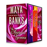 img - for Maya Banks The Anetakis Tycoons Box Set: The Mistress\The Tycoon's Rebel Bride\The Tycoon's Secret Affair book / textbook / text book