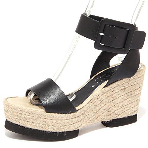 8932P sandalo PALOMITAS BY PALOMA BARCELO nero scarpa donna sandal woman [39]