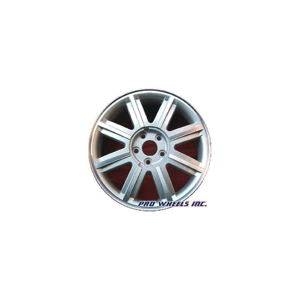 Ford Five Hundred 18X7 Machined Silver Factory Original Wheel Rim 3581