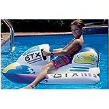 GTX Wet Ski Inflatable Ride-On 1 White