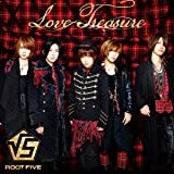 Love Treasure (CD+DVD) (Type-B) (初回生産限定盤)