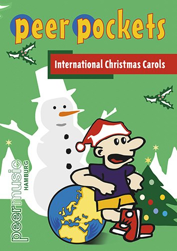 peer pockets - International Christmas Carols (Weihnachtslieder), Buch