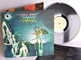 Uriah Heep URIAH HEEP demons and wizards. Very rare first UK press 1972, matrix A-2u, B-1U. On the buff evolution BRONZE label.