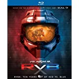 RVBX: Ten Years of Red vs. Blue Box Set [Blu-ray] by