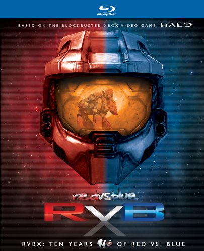 Rvbx: Ten Years Of Red Vs. Blue Box Set [blu-ray] Picture