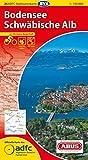 ADFC-Radtourenkarte 25 Bodensee Schwäbische Alb 1:150.000, reiß- und wetterfest, GPS-Tracks Download und Online-Begleitheft (ADFC-Radtourenkarte 1:150000)