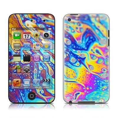 World of Soap Design Protector Skin Decal Sticker for Apple iPod Touch 4G (4th Gen)