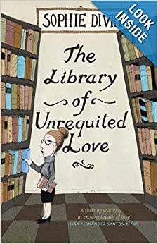 The cover of The Library of Unrequited Love by Sophie Devry from Amazon.com