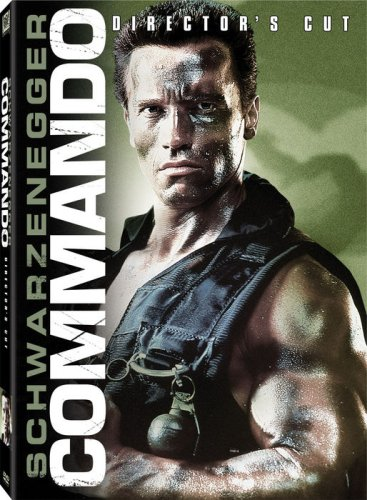 Cover art for  Commando (Director's Cut)