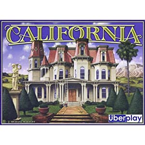California board game!