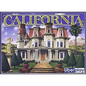 California board game!