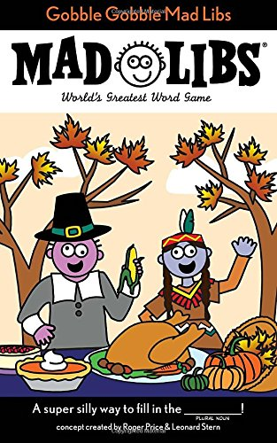 Gobble-Gobble-Mad-Libs