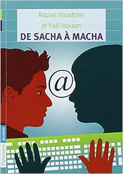 Amazon.fr - De Sacha à Macha - Rachel Hausfater-Douieb