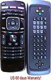 New! Original VIZIO XRV1TV Qwerty keyboard remote for M420SV M470SV M550SV M420SL M470SL M550SL M420SV M470SV M550SV M370SR M420SR M420KD E551VA internet TV---30 days warranty!