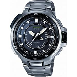 Casio PRX-7001T-7ER Mens PRO TREK Radio Controlled Watch