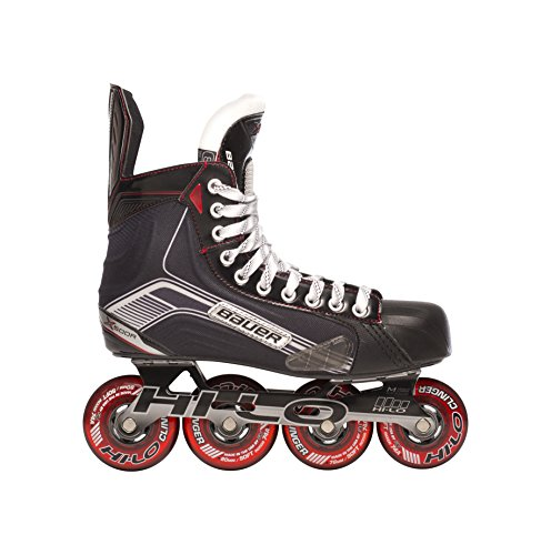 Bauer-1047264-Senior-Vapor-X500R-Roller-Hockey-Skate-Black-Size-85
