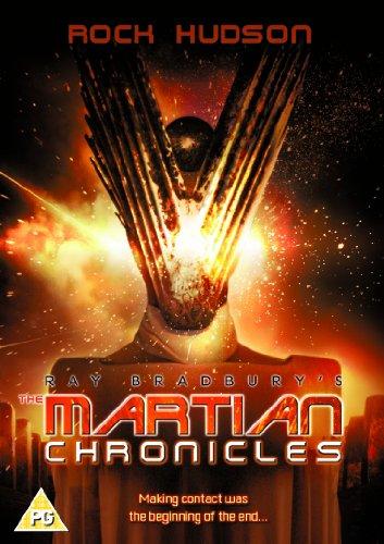 The Martian Chronicles [DVD]